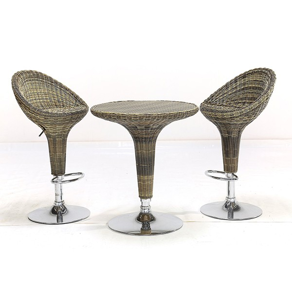 BAR STOOLS WITH CHAIRS